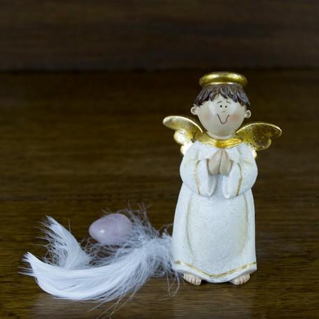 statue figurine Ange Camillo prieur