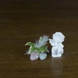figurine ange gardien zodiaque bélier