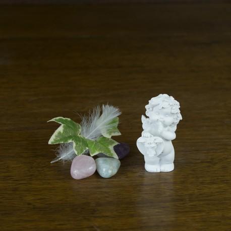 figurine ange gardien zodiaque taureau