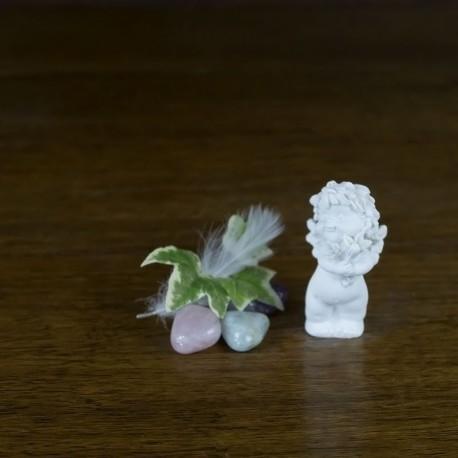 figurine ange gardien zodiaque vierge