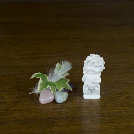 figurine ange gardien zodiaque signe de la balance