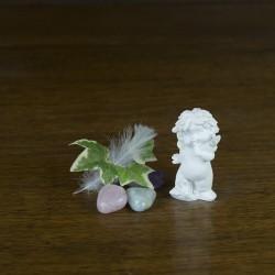 figurine ange gardien zodiaque signe du scorpion