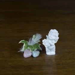 figurine ange gardien zodiaque signe du capricorne