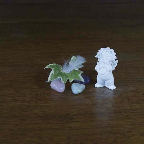 figurine ange gardien zodiaque signe des poissons