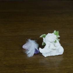 decoration ange figurine de paques