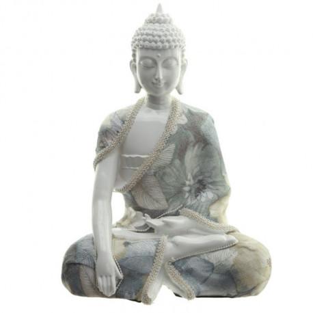 Figurine statuette zen de Bouddha Bouddha Bhumisparsha thaïlandais