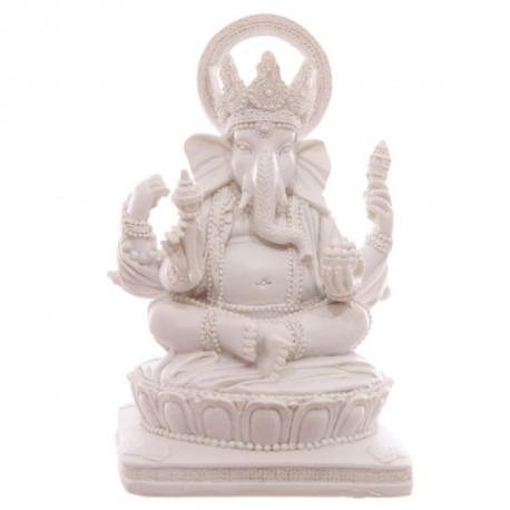 Figurine statuette de Ganesh, dieu hindou de la chance. Fils de Shiva