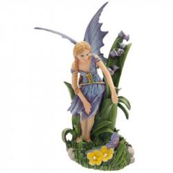 Figurine de collection Fée des fleurs de Lisa Parker