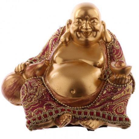 Figurine zen de Bouddha rieur, Budai, Pu-Tai, Hotei, Happy Bouddha