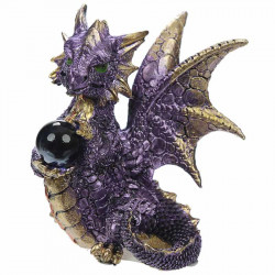 Figurine statuette de dragon