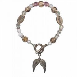 Bracelet Ange Gardien protecteur bijoux angéliques