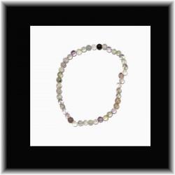Bracelet fin en fluorite