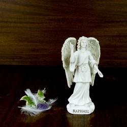 Figurine Archange protecteur Raphaël