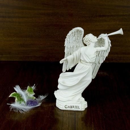 Figurine Archange protecteur Gabriel